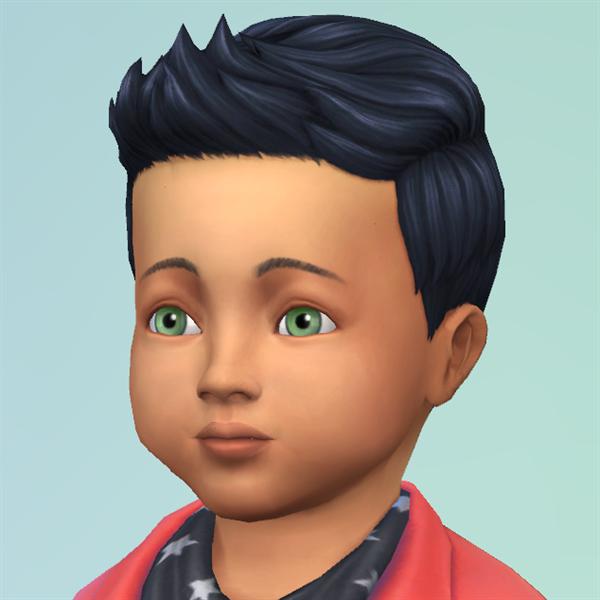 Quentin Hügler(toddler)