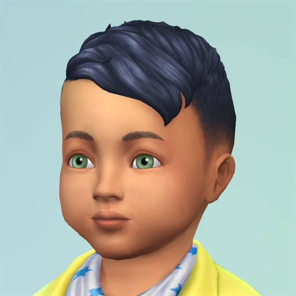 Victor Hügler(toddler)