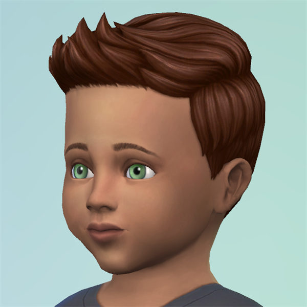 Mason Pizzazz(toddler)