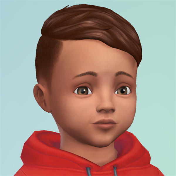 Jeff Rosa(toddler)