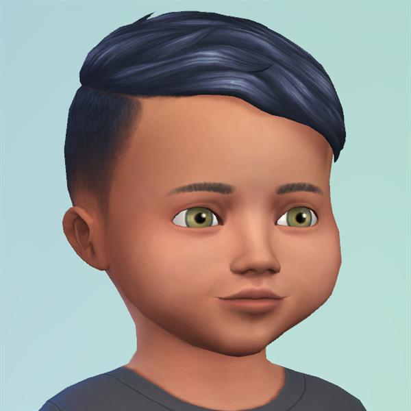 Danny Capricciosa(toddler)