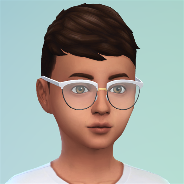 Jeff Rosa(child)