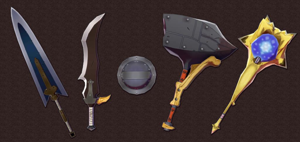 モンハンストーリーズ:武器・防具