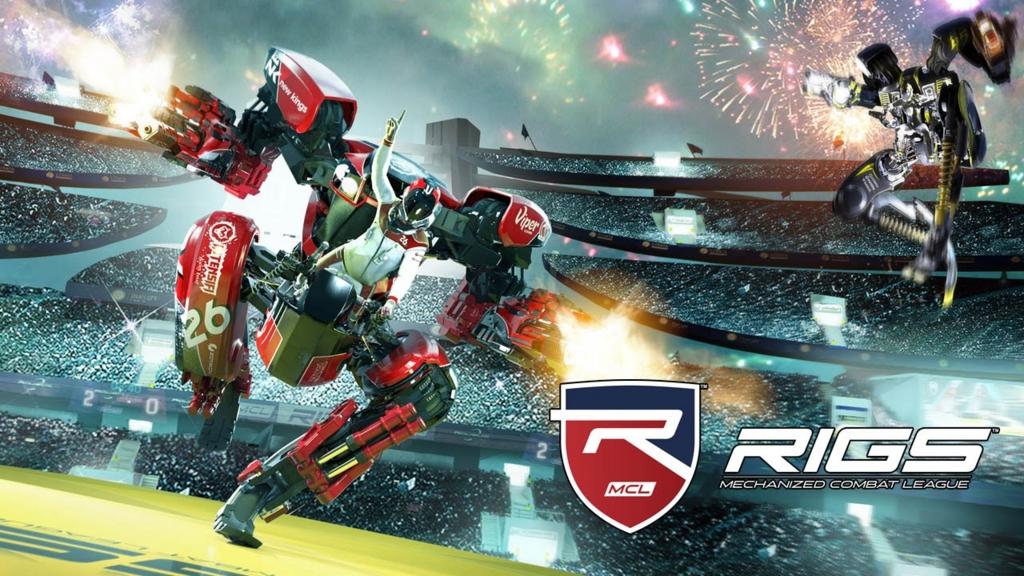 PSVR:RIGS2