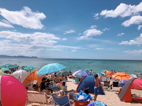 水晶浜海水浴場のアクセスからオススメのグッズ10選を紹介していきます。