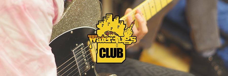 社会人バンドサークルのウォーターバグズクラブ