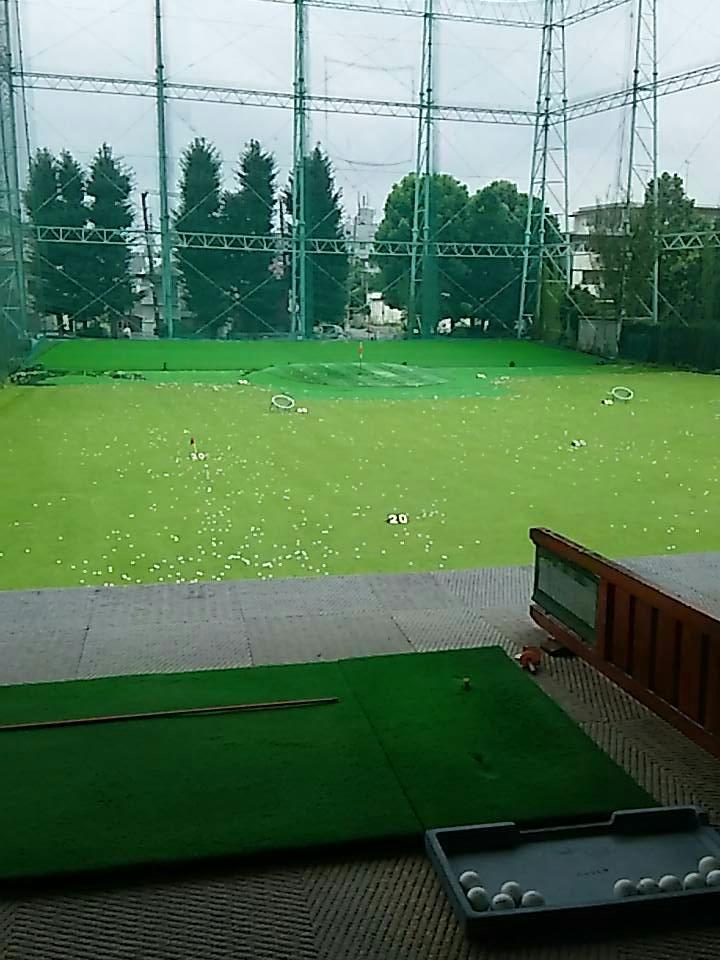 ゴルフ 打ち っ ぱなし 東京