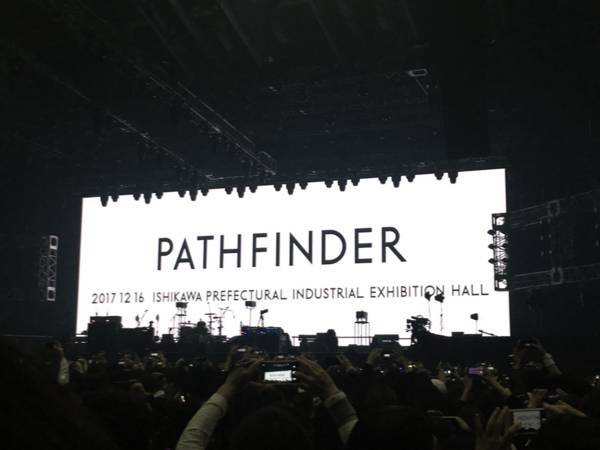 BUMP OF CHICKEN PATHFINDERツアー