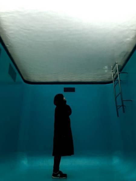 21世紀美術館 スイミング・プール
