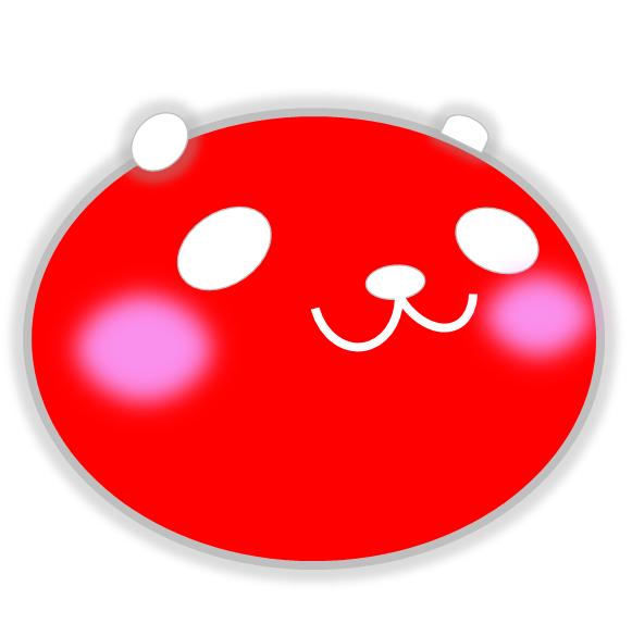 赤字のパパンダ