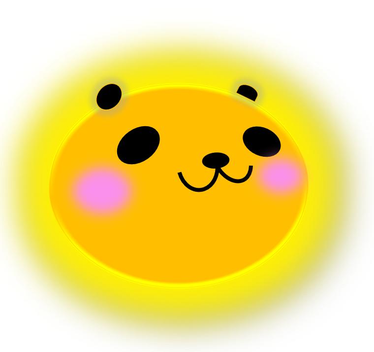 黄金パンダ