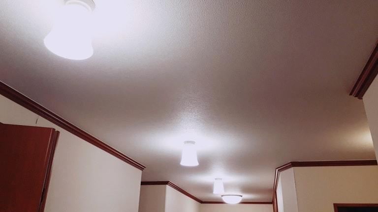 LED電球廊下用
