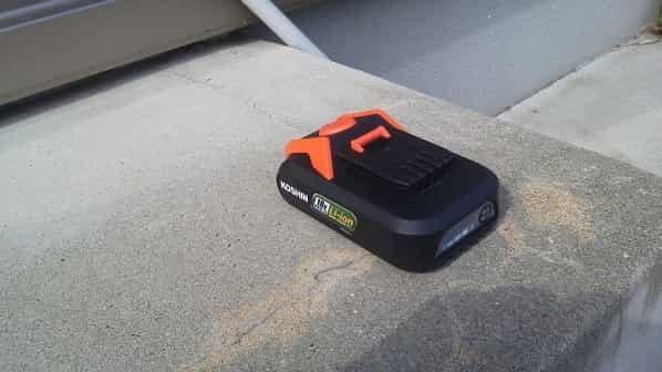 充電式草刈り機