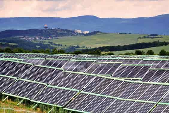 太陽光パネル設置施設