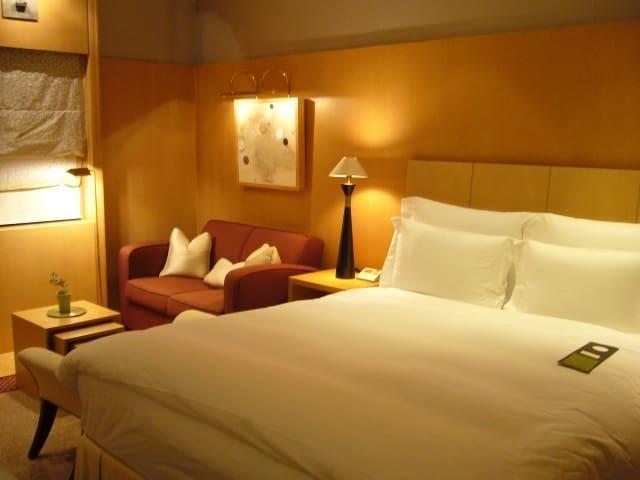 ホテルルーム