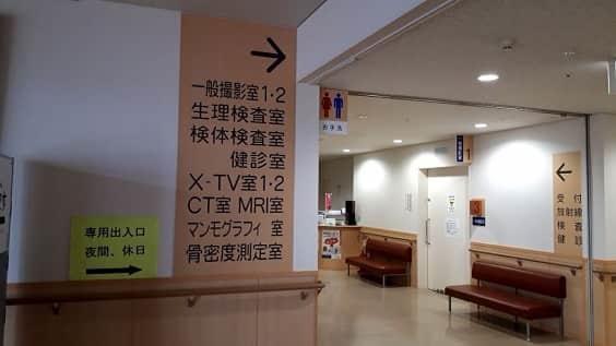 休日診療病院