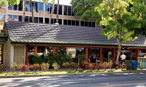 丸亀製麺ハワイ店