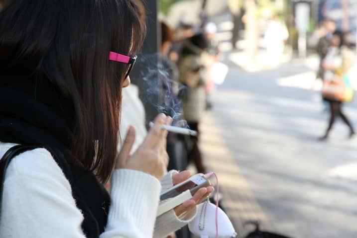 たばこ値上げ
