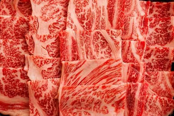 輸入冷凍牛肉