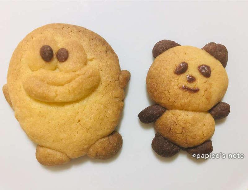 パンダクッキー パンダとオバケのQ太郎