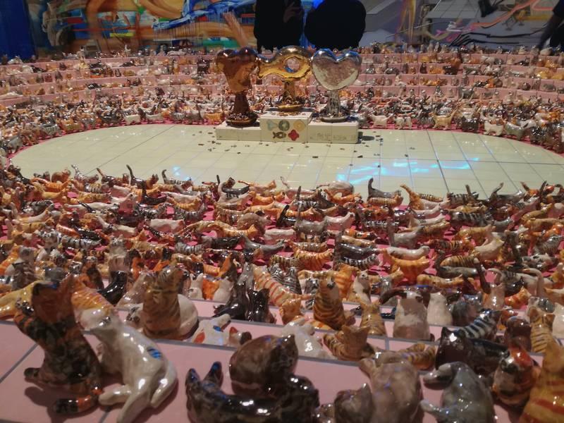 六本木クロッシング2019展:つないでみる 竹川宣彰|猫オリンピック