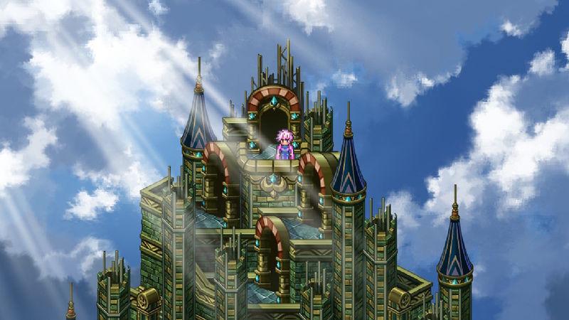 ロマサガ3 神王の塔