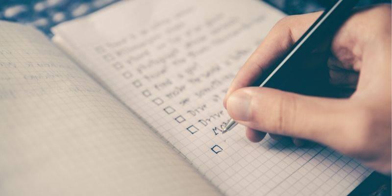 やりたいことリストを作る