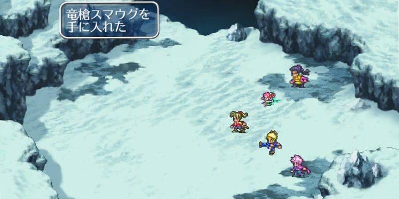 ゲームレビュー:ロマサガ3