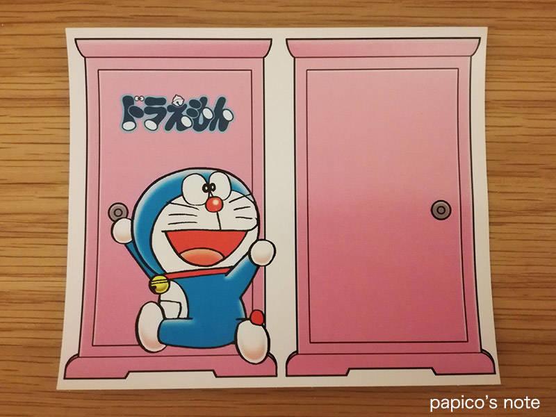 ドラえもん切手63円・どこでもドア