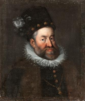ハプスブルク家、神聖ローマ帝国皇帝ルドルフ2世の肖像