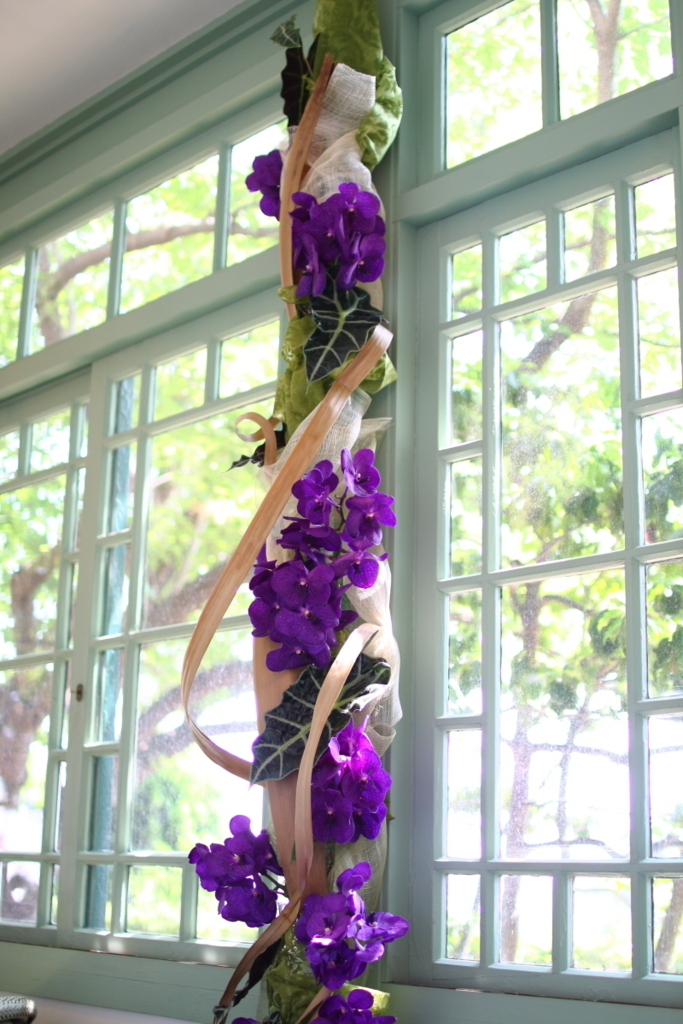 横浜山手西洋館 花と器のハーモニー2018 ブラフ18番館