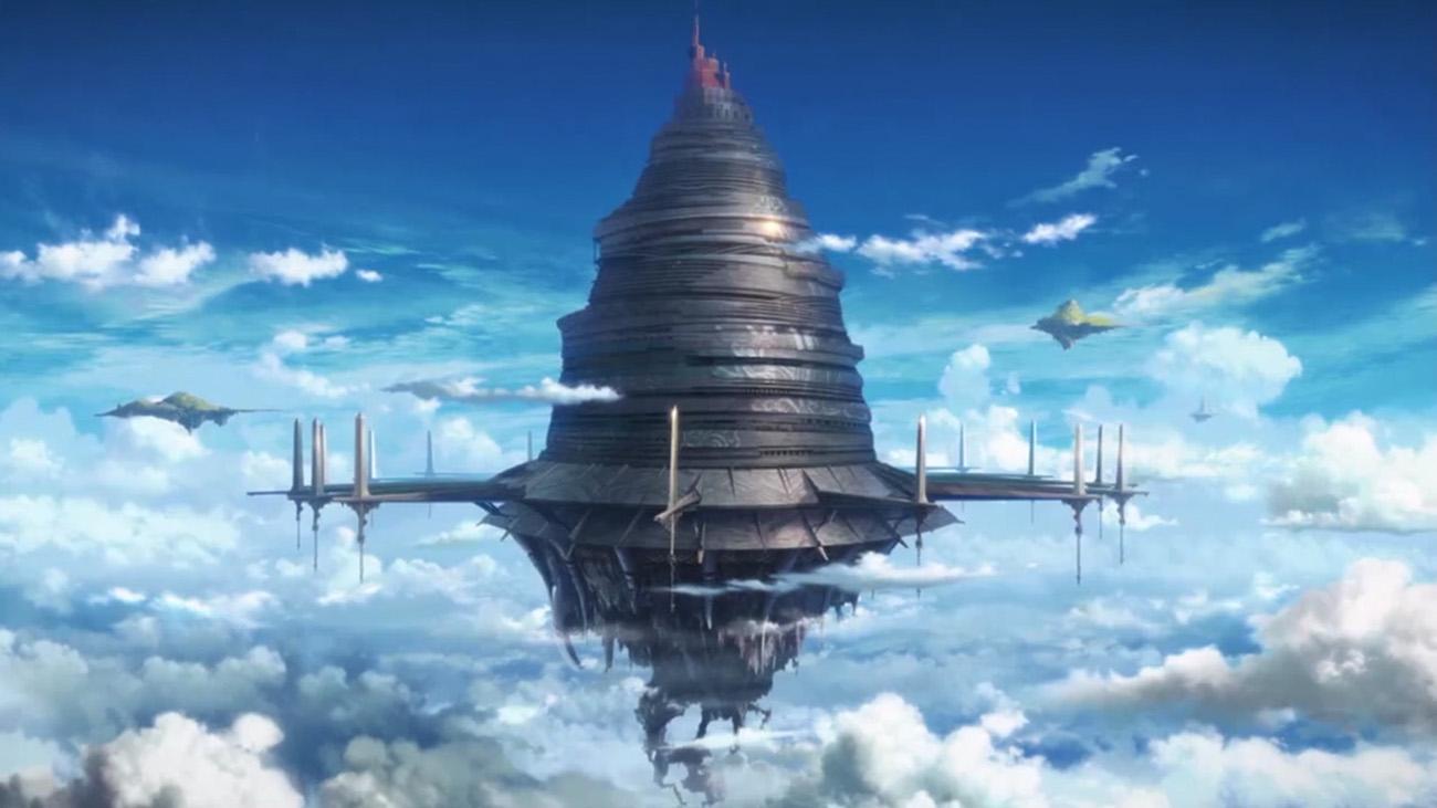 浮遊城アインクラッド