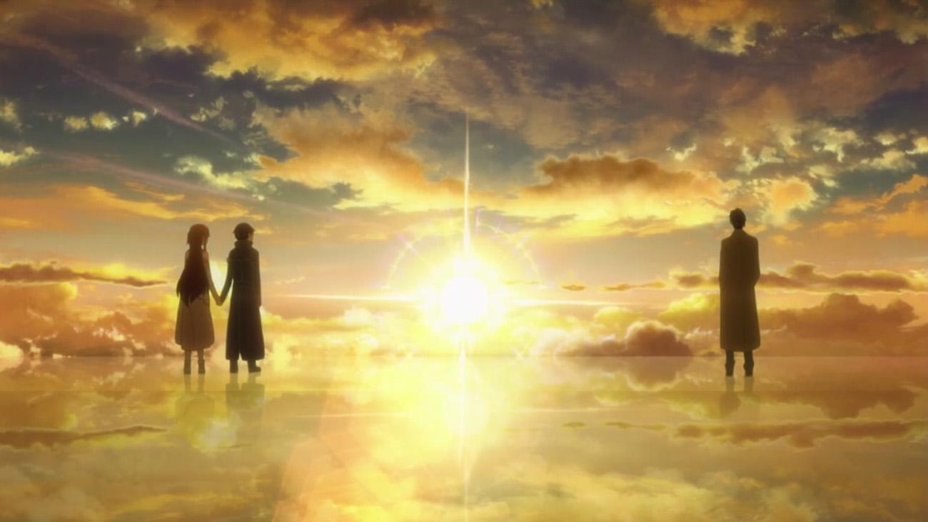 第14話「世界の終焉」より