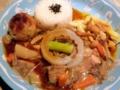 20081117 ドイツ料理カイテル 日替わりランチ メインディッシュ