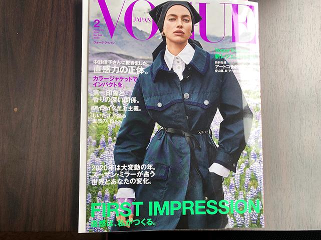 ヴォーグジャパン,vogue,ファッション,