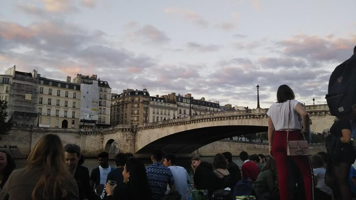 フランス/パリ・音楽の日(Fête de la Musique, 2019/6/21)レポート