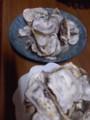 小 蒸し牡蠣