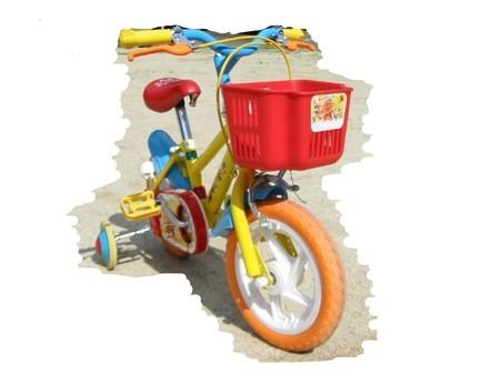 自転車のタイヤのパンク