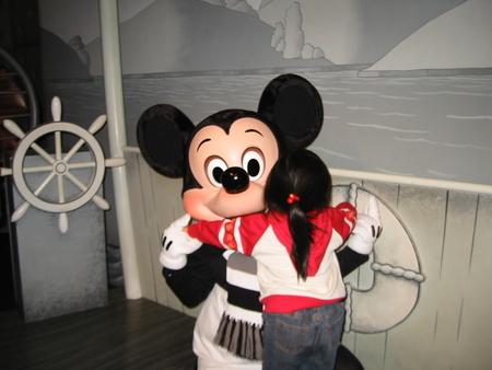 2004年11月22日 ミッキーさん