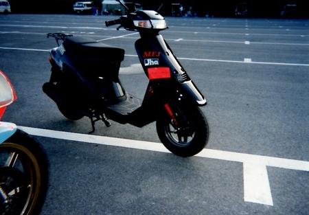 1990年式_NSR250R-sp 1993年式_アドレスV100