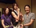 日比谷カタン ヒラマミキオ with 堀越和子