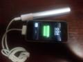 eneloop stick boosterとiPhone