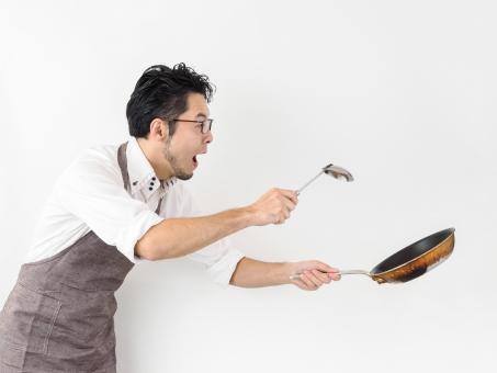 お父さんの料理