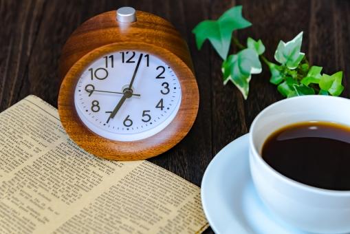朝の勉強時間