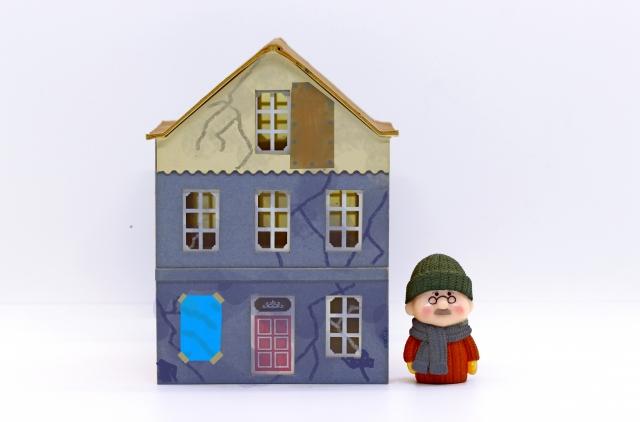 家具・固定・在宅避難