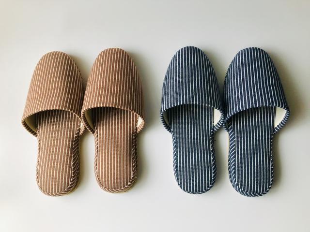 地震・スリッパ・靴