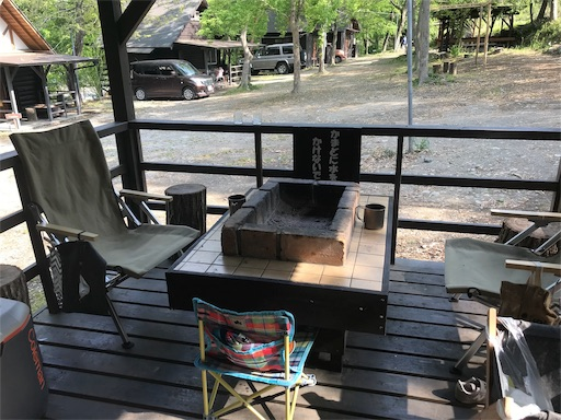 長瀞オートキャンプ場でおしゃれグランピング