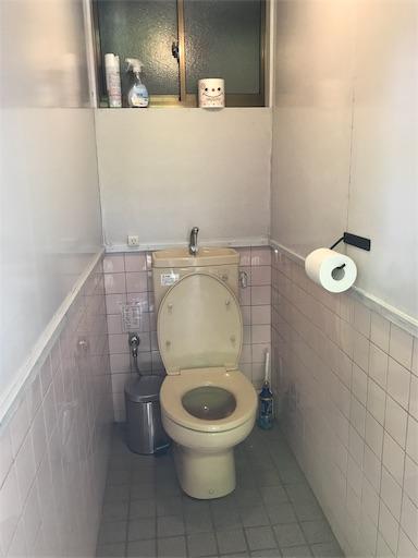 長瀞オートキャンプ場のトイレ