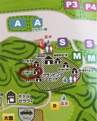 長瀞オートキャンプ場の地図