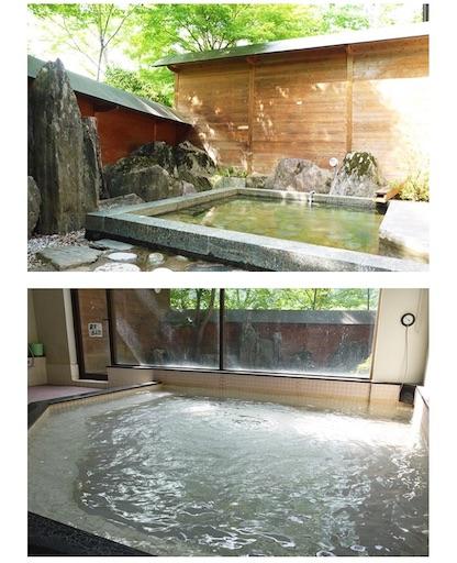 長瀞キャンプビレッジの天然温泉